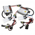 ECAR Xenon Super Vision HID Vehicle White Light Headlamp Set (9006 6000K)