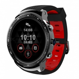 X300 android 3G smart watch-ondersteuningsgames met bluetooth-oproep, 1 GB RAM, 16 GB ROM