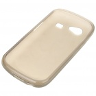 Protective PVC Case + Screen Guards + Cleaning Cloth + Stylus for Samsung i9020/Nexus S - Grey