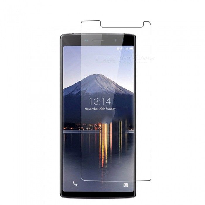 Naxtop 2.5D Tempered Glass Screen Protector for Doogee BL12000 Pro/BL12000