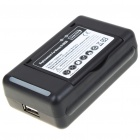 USB/AC Battery Charging Cradle + 3.7V/1500mAh Battery for Samsung i9020/Google Nexus S (100~240V)