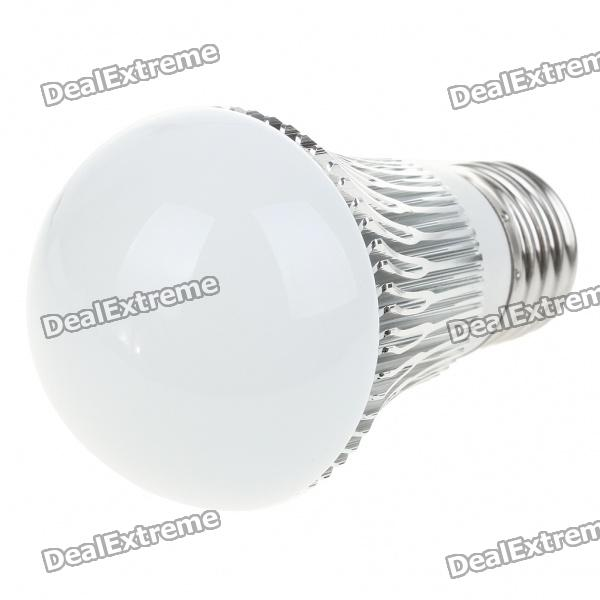 E27 3W 300-Lumen 3500K 3-LED Warm White Light Lamp Bulb (AC 85~265V) e27 9w 3500k 810 lumen 18 led warm white light bulb ac 85 265v