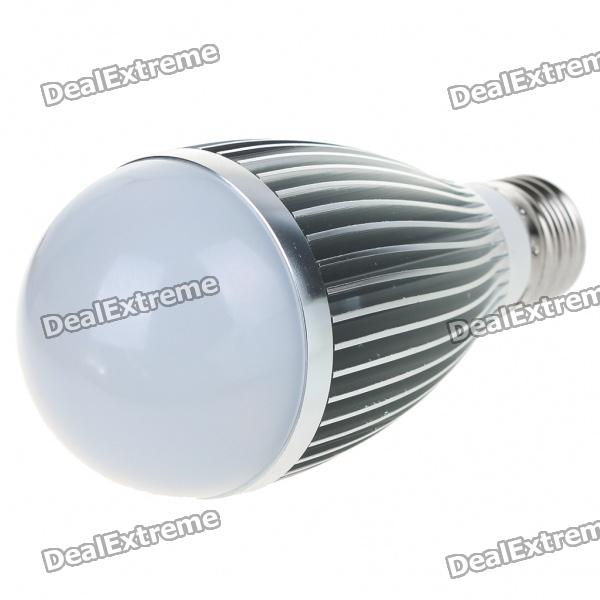 E27 7W 700-Lumen 3500K 7-LED Warm White Light Lamp Bulb (AC 85~265V) e27 9w 3500k 810 lumen 18 led warm white light bulb ac 85 265v