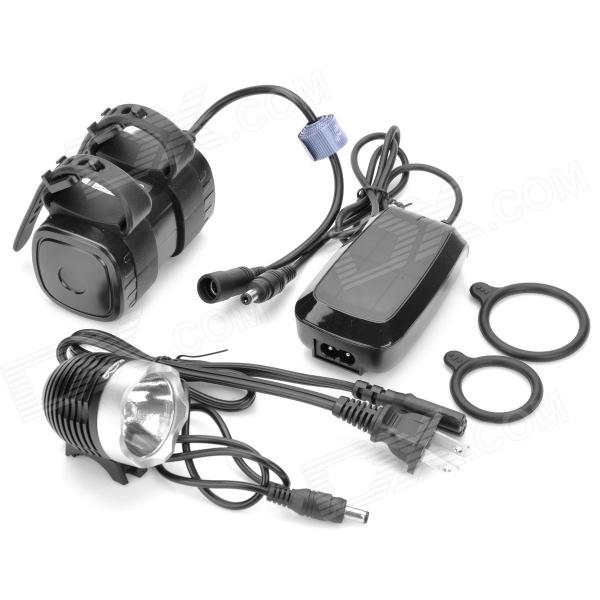 MagicShine MJ-808E HA-III CREE XM-LT60 3-Mode 1000-Lumen LED Bike Light Set (4x18650)