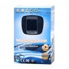 "3MP Vehicle DVR Car Video Recorder with TF Slot (1.4"" TFT LCD)"