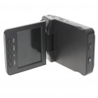 "1.3 MP Wide Angle Digital Vehicle Car DVR Camcorder w/ IR Night Vision/Motion Detection/SD(2.5"" LCD)"