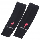 Outdoor Cycling Oversleeves - Black (Size L/Pair)