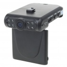 "3.0 MP Wide Angle Digital Car DVR Camcorder w/ Night Vision/SD/AV-Out/Motion Detection (2.3"" LCD)"