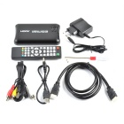 "Compact HD 1080P 2.5"" SATA HDD Media Player with HDMI/USB Host/SD/AV-Out/COAX - Black"