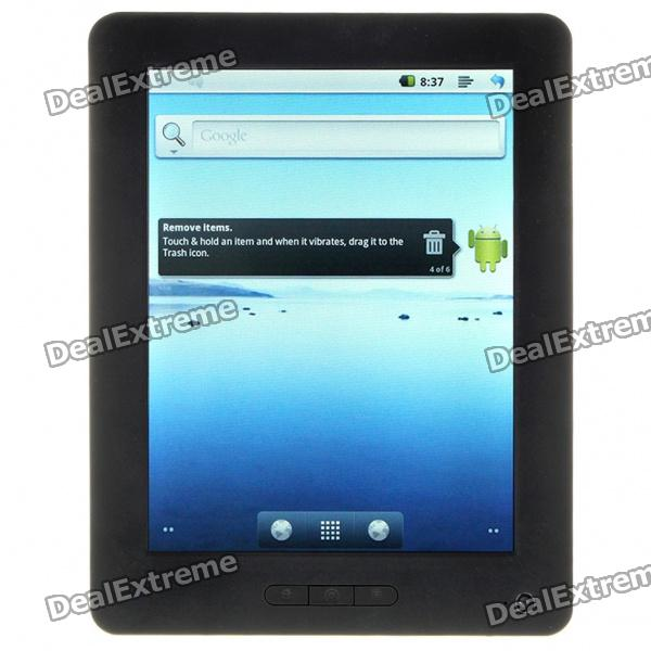"8"" Touch Screen LCD Google Android 2.2 Tablet PC w/ WiFi/HDMI/Camera/TF/USB (ARM Cortex-A8 1GHz)"