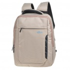 "Stylish Travel Backpack Double-Shoulder Bag for 14"" Laptop (Khaki)"