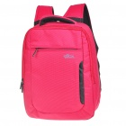 "Stylish Travel Backpack Double-Shoulder Bag for 14"" Laptop (Red)"