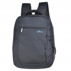 "Stylish Travel Backpack Double-Shoulder Bag for 14"" Laptop (Black)"