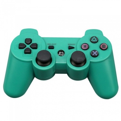 For Sony PS3 Wireless Bluetooth Game Controller 2.4GHz 7 Colors For Playstation 3 Control Joystick Gamepad Black