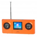 "1.7"" LCD Hi-Fi MP4 Speaker Integrated Machine"