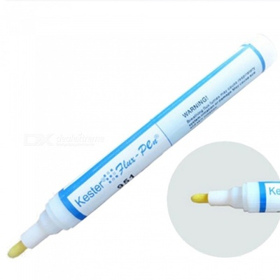 OJADE 951 10ML Soldering Raisin Flux Pen with Low Solids, Non Clean for Solar Cell Panel DIY