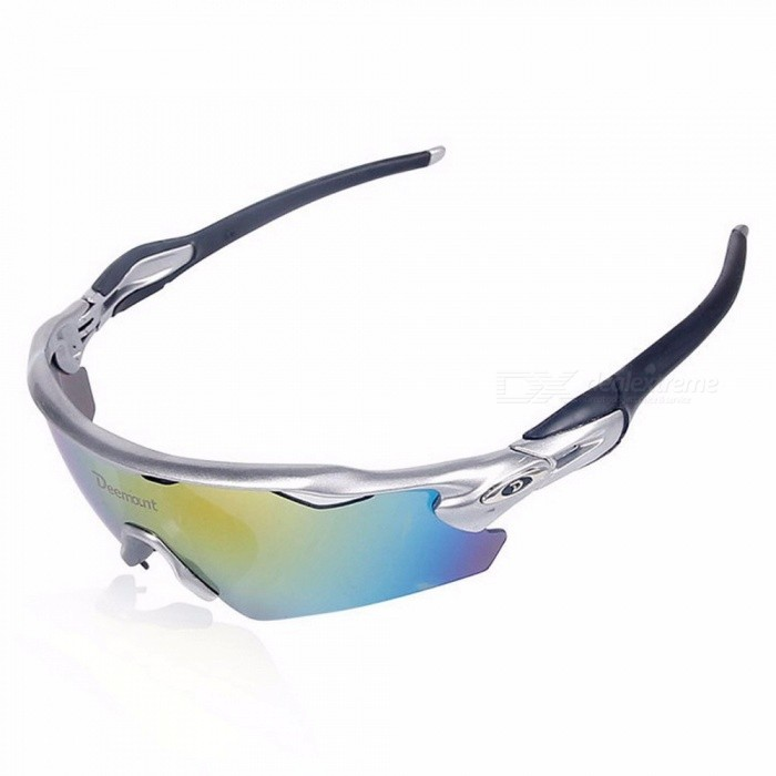 f002e4ee88 Deemount Polarized Sports Men Sunglasses Cycling Glasses Mountain ...