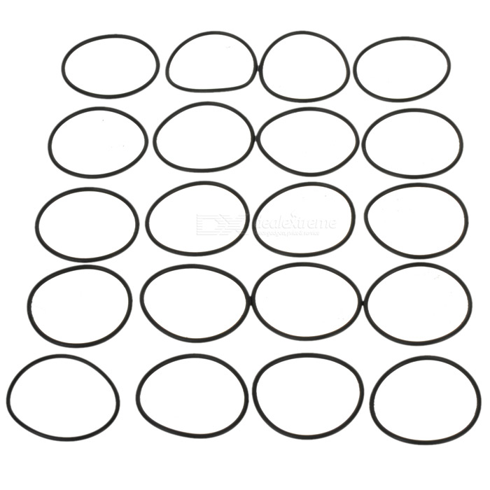 Water-tight O-Ring Seal (27mm 20-Pack)