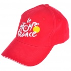 Trendy Style Hat/Cap (Red)