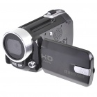3.0MP CMOS Digital Video Camcorder w/ 4X Digital Zoom/USB/AV/SD - Black (2.4&quot; LCD)