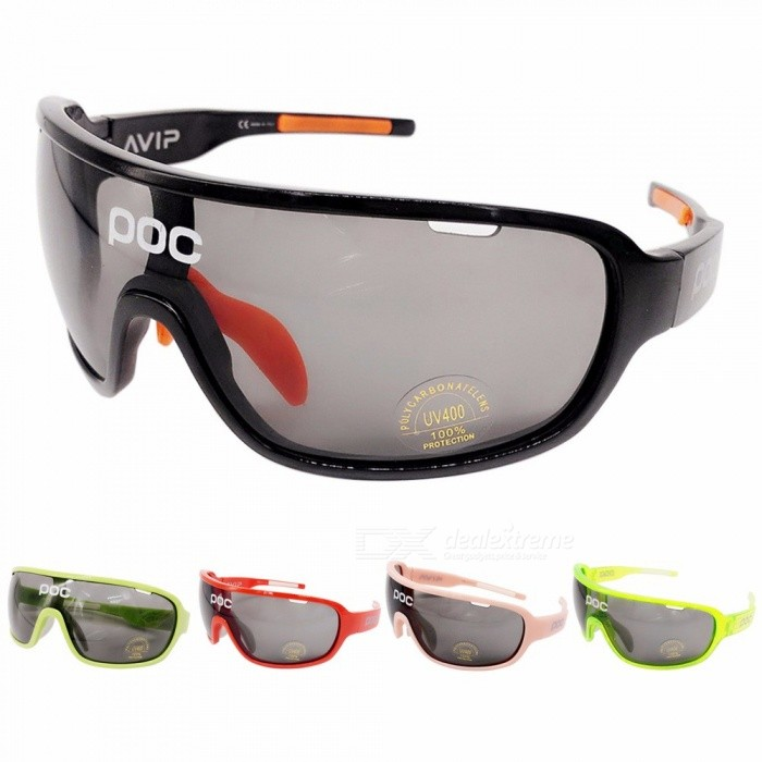 f68e36c506 POC Cycling Sunglasses Sand-proof Polarized Bicycle Goggles Women Men  Riding Bike Glasses Cycling Eyewear 2 Lenses Light Green One Size Gray -  Worldwide ...