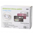 "720P 5.0 MP Waterproof Digital Camera Camcorder with 8X Digital Zoom/SD Card Slot (2.0"" TFT LCD)"