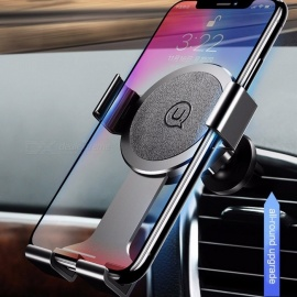 USAMS Universal 360 Degree Rotating Holder Smart Phone Adjustable Stand Car Phone Holders For Mobile Phone Bracket Stand