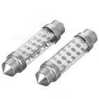 10-LED Festoon Bulb (12V 2-Pack)