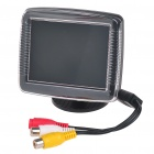 "3.5"" TFT LCD Visual Reversing/Vehicles Reverse Camera Monitor (NTSC/PAL DC12V)"