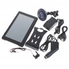 "7.0"" Touch Screen LCD WinCE 5.0 GPS Navigator w/ FM + Internal 2GB Europe Maps"