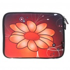 "Sunflower Protective Soft Bag with Zipped Close for 10"" Laptop"