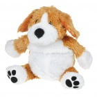 Cute Animal Dog Style Massager with Hot/Cold Therapy (2 x AA)