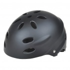 Safety PVC Paratrooper Helmet (Black)