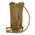 Durable Survival Water Bag Backpack with Water Tube - Camouflage