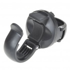 Mount Holder Clip Clamp for Bicycle Bike LED Lamp Flashlight - Black
