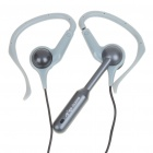 Stylish Stereo Ear-Hook Earphones with Microphone + Volume Control (3.5mm Jack/1.6M-Length)