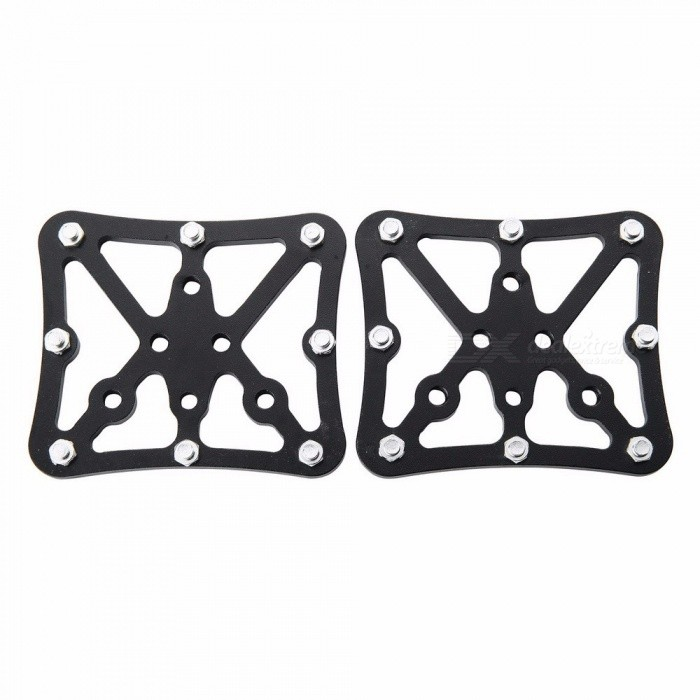 Mtb Clipless Mountain Bike Pedal Lock Platform Adapters Quick