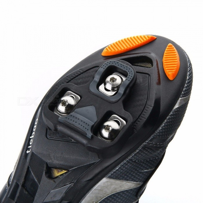 6e6ac18f1a8 Bike Locking Pedal Road Bicycle Lock Plate Cleat 4.5 Degree For LOOK KEO  Pedal Nylon Cycling
