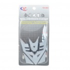 Alloy Transformers Style Sticker