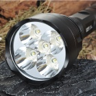 TrustFire TR-1200 5-Mode 1200-Lumen White 5-LED Flashlight w/ Cree Q5 WC (2x18650/3x18650/4x16340)