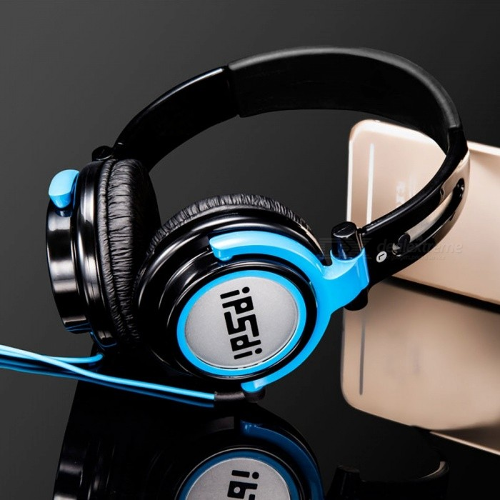 EP1205 High-end Headphone Stereo Deep Bass Gaming Headset Volume Control  Wired Headphones Microphone For PC Android Silver