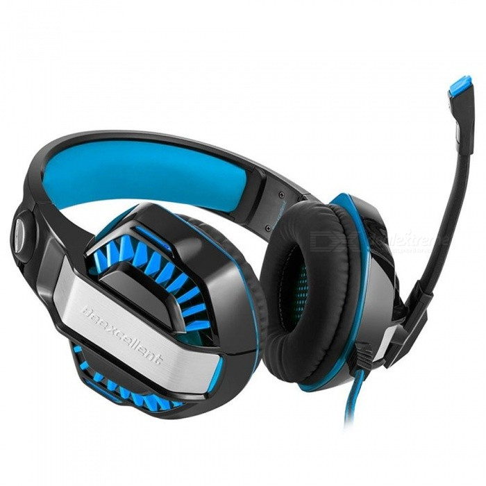 Beexcellent GM-2 Wired 3.5mm Over-ear Gaming Headset For PC Gamer ... 702b8e7bce