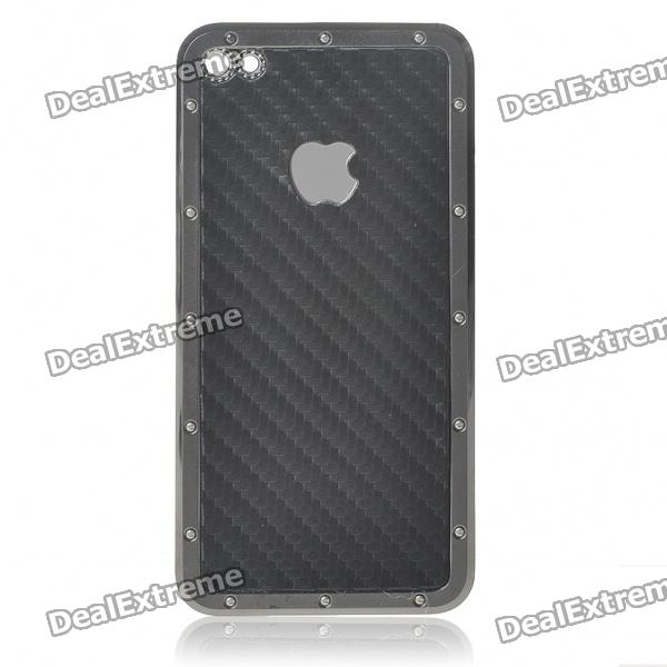 Protective Back Case for iPhone 4 - Black