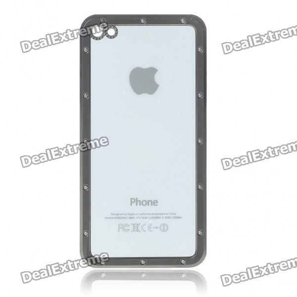 Replacement Back Case for iPhone 4 - White
