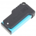 Designer's USB 2.0 Flash/Jump Drive - Black + Blue (4GB)