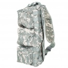 Military Utility Shoulder Go Pack Bag - Digital Camouflage