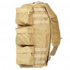 Military Utility Shoulder Go Pack Bag - Coyote Brown