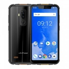 Ulefone Armor 5 Android 8.1 5.85 Inch MTK6763 Waterproof Rugged IP68 NFC Wireless Charge 4G Phone w/ 4GB RAM 64GB ROM - Black