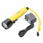 POP LITE F6 HA-III 2-Mode 160-Lumen LED Flashlight w / Cree Q3 (1 x 18650)