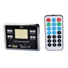 Digital Audio MP3 Player Module with Remote Controller (1.5